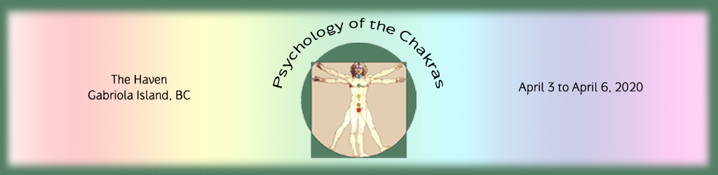 Psychology of the  Chakras header